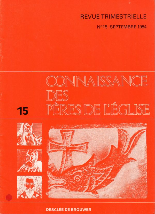 CPE n°15 Jean Chrysostome