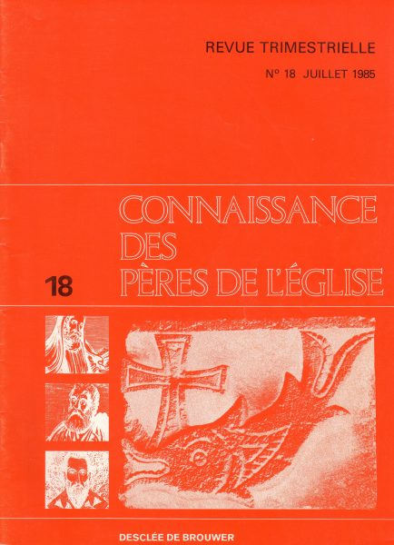 CPE n°18 Cyrille d'Alexandrie