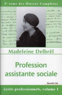 Profession assistante sociale