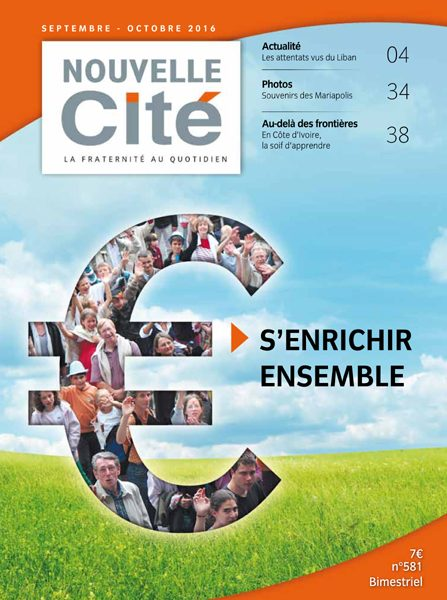 S'enrichir ensemble NC581 sept-oct 2016