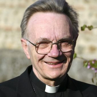 Mgr Jacques Perrier